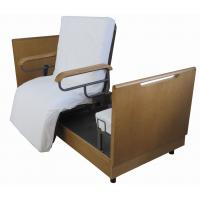 Quality Rotating Old People Home Care Hi Lo Beds / High Low Hospital Bed for sale