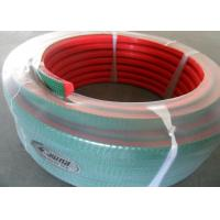 Quality Profile A-13 ,B-17,C-22 Super grip belt Corrugated belt with top green PVC for sale