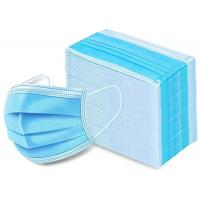 Quality Easy Carrying Disposable Medical Mask , Disposable Non Woven Face Mask for sale