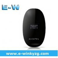 Quality Original Alcatel One Touch Y580 21Mbps Wireless Router 3G Mini Wifi Hotspot 3g wifi router 2100 Mhz for sale