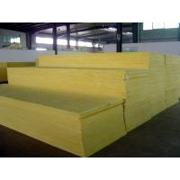 Quality High Density Glass Wool board Insulation for sale