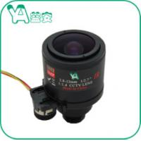 Quality HD 3MP Fixed Zoom M12 CCTV Zoom Lens Automatic Φ28.6×45.5 Mm Dimension for sale