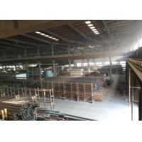 China Structure Construction ASTM Steel Pipe ASTM A53 Grade B Fixed / Random Length on sale