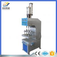 China Widely used in pulp molding production line hot pressing machine on sale