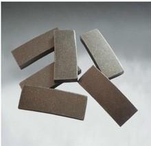 diamond segment for cutting sandstone