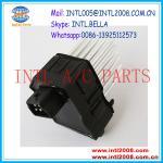 Quality Blower motor fan resistor for BMW 5 E39 E36 525I 528I 530I 540I M5 X5 E53 3.0I 4.4I 4.6IS 64118383835 64116923204 for sale