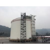 Quality Liquefied Natural Gas Plant LNG Liquefaction Plant 5000m3 Cryogenic Storage Tanks for sale