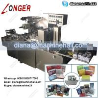 China Automatic BOPP Film Cellophane Wrapping Machine on sale