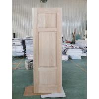 Quality 2350mm Max Height Oak Solid Wood Door For Luxury House With 35 40 45mm Thickness for sale