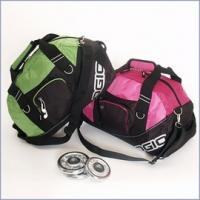Buy Large Womens Travel Bags Personalised Sports Bags in Pink , Green at wholesale prices