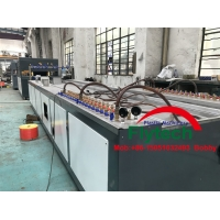 Quality 300-600MM PLASTIC DECORATION WALL PANEL PLANT / PVC WALL PANEL MACHINE / PVC WALL PANEL PRODUCTION LINE for sale