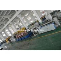 Quality 500 - 800mm PE DWC Pipe Production Line Single Screw Extruder Machine 350kw for sale