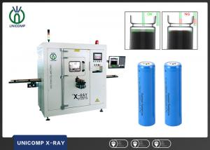 Quality Inline 26650 Lithium Battery X Ray Machine Unicomp LX1Y60 SPC Software for sale