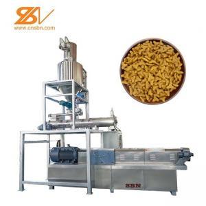 Quality SLG70 Dog Food Machine , Dog Food Making Machine Double Screw Extruder for sale