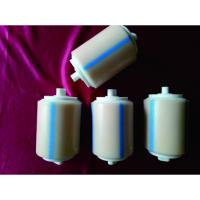 Power Plant Nylon Conveyor Rollers Conveyor Belts Protected With Steel Shaft