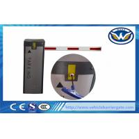 China Quick High Speed Automatic Boom Barrier With Telescopic Arm , Toll Station Use on sale