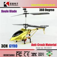 Quality Falcon VII 8827 3 Channel Micro RC Helicopter With Buid-in Gyro for sale