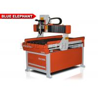 China Best price wood mini cnc milling machine , hobby diy advertising cnc router 6090 for metal , acrylic , MDF on sale