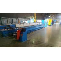 Quality 6101 Series Aluminum Alloy Drawing Machine With 200KW Motor To South Africa for sale