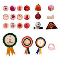 Quality Handmade Animal-shaped Badge for sale