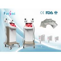 Quality double chin surgery 3.5 inch Cryolipolysis Slimming Machine FMC-I Fat Freezing Machine for sale