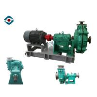 Quality Industrial Horizontal Centrifugal Mud Pump Single Suction For High Density Liquid for sale