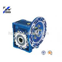Quality Flange Input Hollow Shaft Output Single Reduction Worm Gear Speed Reducer for sale
