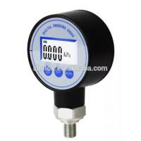 Quality Digital Pressure Gauge Manometer, Gas Pressure Gauges for sale