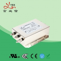 Quality Yanbixin 380V 440V EMI RFI Noise Filter Operating Frequency 50/60HZ Eco - Friendly for sale
