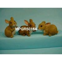 Quality Polyresin Garden Rabbits for sale