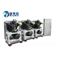 Quality 580 Kg Industrial Air Compressor 10 Micron Precision Independent Valve Seat for sale