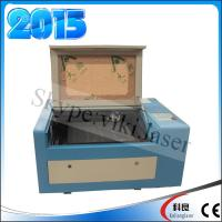 China 300*400mm 40w laser tube,Lifting working table, Mini laser engraving machine on sale