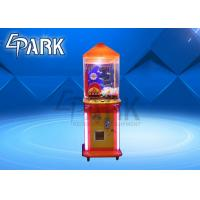 Quality Out Chupa Chup Vending Game Machine Coin Operated 510*410*1460 MM for sale