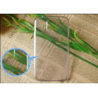China Light Weight Samsung Galaxy Phone Cases Clear Slim TPU For Samsung Galaxy S5 on sale