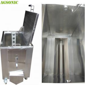 China Aluminium Heated Soak Tank , Restaurant Soak Tank Clean Carbon FOG Fats Oils & Grease on sale