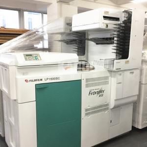 China Fuji355 Frontier 355 350 370 375 Digital Minilab Machine LP1500 LP2000 Digital Photo Printer on sale