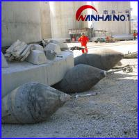 Quality NANHAI AIRBAG Inflatable rubber Heavy Lift Air Bags , construction air bags for sale