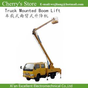 China Truck Mounted Boom Lift / up lift on sale