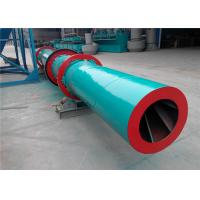 Quality Industrial Single Drum Dryer Sand Sawdust Dryer With CE Certification for sale