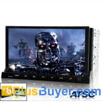 """China Road Terminator ATSC Version - 2 DIN In Dash Car DVD Player with 7"""" Detachable Android 2.3 Tablet Panel on sale"""