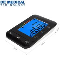China CE & FDA approved arm-type Digital Blood Pressure Monitor Automatic Sphygmomanometer for Adult BP Monitor  USB support on sale