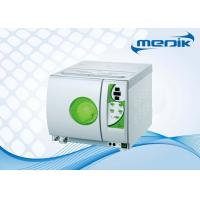 Quality Medical Class B Vacuum Drying Autoclave Steam Sterilizer With Mini Printer For Clinic for sale