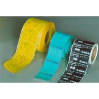 Quality roll adhesive label supplier for sale