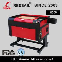 Quality 3d laser glass engraving machine M500 from Redsail for sale