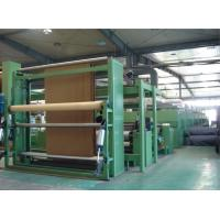 Quality Gas Direct Heating Textile Stenter Machine , Durable Hot Air Stenter Machine for sale