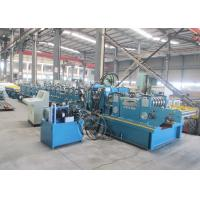 Quality 120-400 Gear Box Transmission Automatic C Purlin Forming Machine Russia Market for sale
