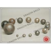 Quality Customized Size Ball Mill Balls , Forged / Cast Steel Balls For Ball Mill for sale