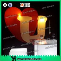 Quality Wedding Decoration Lighting Inflatable Letters Customized for sale