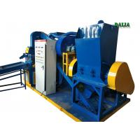 Quality PLC Control Scrap Copper Cable Granulator Machine With Dust Collecting System for sale