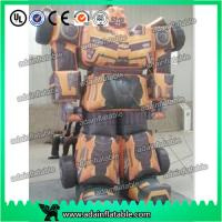Quality Giant Movie Inflatable Robot Customized 5M Inflatable Transformers For Advertising for sale